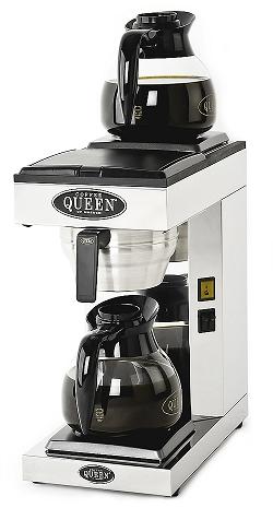 Kaffemaskin - Coffee Queen M2 - kaffebryggare på jobbet - 1,8 litersbryggare