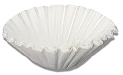 Coffee Queen filter - pappersfilter 90mm till 1,8 och 2,5 litersbryggare - 1000st