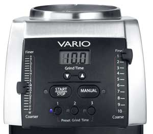 Mahlkönig - Vario Home - Bra espressokvarn & allroundkvarn för hemmabruk
