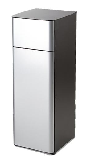 Bonamat - Quinto 322 Rostfritt stål - Instantautomat - Anpassad till att fylla en kopp, en mugg eller en kanna med ett simpelt knapptryck