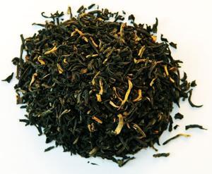 Johan & Nyström - Sushi-te - Yunnan Superior - svart te
