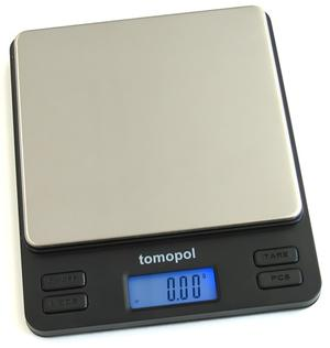 Våg - Tomopol 0,1g-2000g