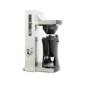 Coffee Queen - Serving Concept - Single Tower - 5 Liters Kaffebryggare med tevattenuttag
