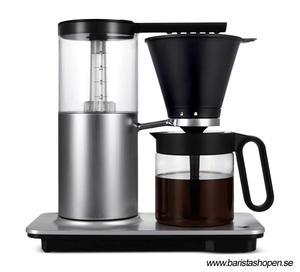 Wilfa - Svart Optimal - WSO-1A - Aluminium - Världens tystaste kaffebryggare?