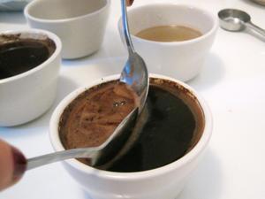 Coffee Cupping Spoon  - klassisk koppningssked för koppning av kaffe
