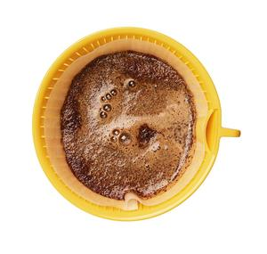 Wilfa WSPO Yellow - Manual Drip Coffee Maker - Gul