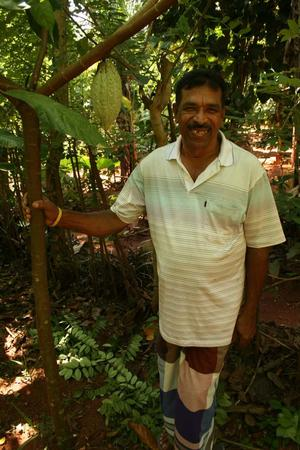 Kakaobolaget - Sri Lanka Single Origin 70% - Ekologisk förstklassig ursprungschoklad från Österlen - 70 g