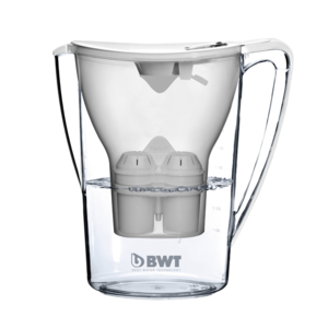 Bestmax - BWT Vit Vattenkanna Penguin Gourmet Mg+ - Filtrering med innovativ magnesiumteknologi - 2,7 liter