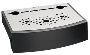 Bonamat - Spillbricka till RLX-serien - Samlar upp droppar - Rostfritt stål