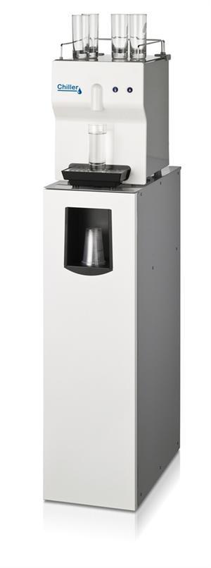 Bonamat - Underskåp till Chiller och Chiller+ - Låsbart - Med muggdispenser samt utrymme för C02-flaska