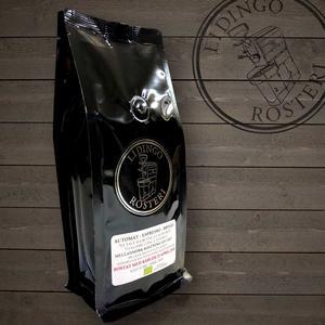 Lidingö Rosteri - Espressobönor - Ekologisk espressoblandning - Mellanmörkt rostade kaffebönor - 250g