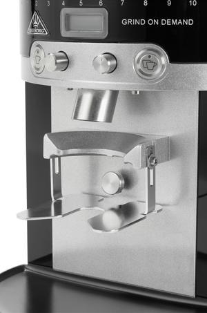 Mahlkönig - K30 Vario Air SVART/SILVER - Snabb espressokvarn för café, restaurang, hotell