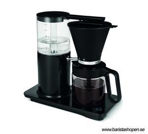 Wilfa - Svart Optimal - WSO-1B kaffebryggare - Svart - Världens tystaste kaffebryggare?