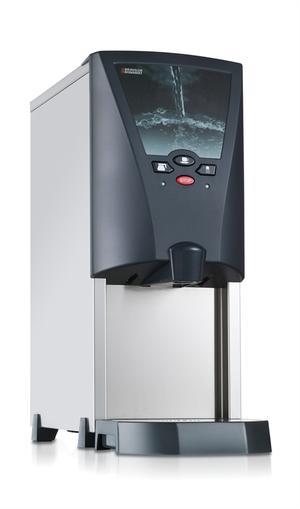 Bonamat - HWA 40 - Hetvattendispenser på 4 liter - Med fast vattenanslutning