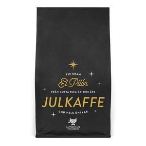 Kafferostare Per Nordby - El Pilón - Julkaffe från Costa Rica - Mellanrostade kaffebönor -250g