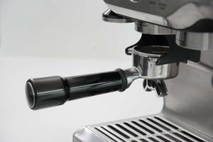 Sage - The Barista Express - Espressomaskin med inbyggd kvarn och mjölkskummare