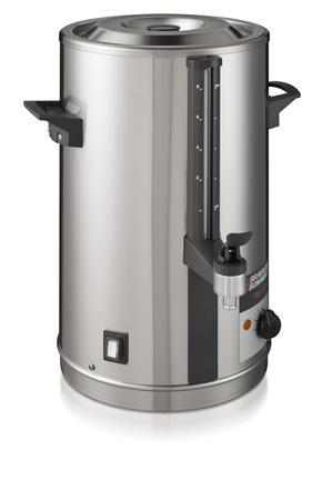 Bonamat - HW 510+ - Hetvattenbehållare på 8 liter - Med fast vattenanslutning