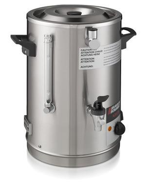 Bonamat - HCM 510 - Chokladmjölkvärmare på 10 liter - Utan fast vattenanslutning