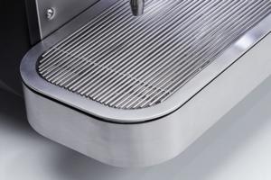 Iberital - Expression PRO - 3 Grupper - Vit - Minimalistisk, elegant och högpresterande espressomaskin - Med två kokare