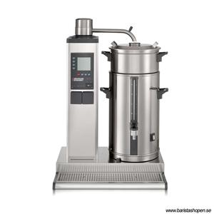 Bonamat - B10 R Bordsmodell - Urnbryggare - Brygger stora mängder kaffe i en behållare à 10 liter på höger sida