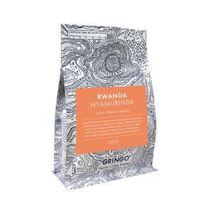 Gringo Nordic - Rwanda Nyamurinda - Mellanrostade kaffebönor - 250g