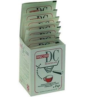 Avkalkning av din espressomaskin - Ascor DC