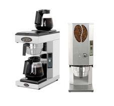 *Kampanj* Kaffemaskin - Coffee Queen A2 och Kvarn Original