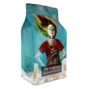Gringo Nordic - The Outsider - Organic Italian Espresso - 500g