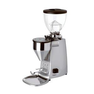 Mazzer - Mini Electronic A Silver DIGITAL - Espressokvarn för mindre café, restaurang och baristan