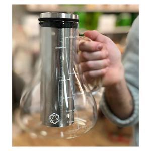 ICOSA Brewhouse - Arctic Cold Brew - Kallbryggt kaffe hemma - 1,5 liter