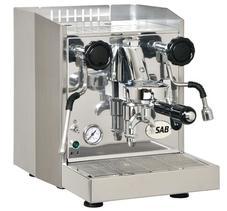 Sabina - engrupps espressomaskin från italienska SAB