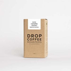 Drop Coffee - Carmelita Copacabana - Bolivia - Ljusrostade kaffebönor - 250g