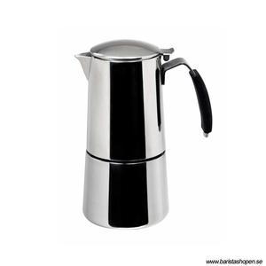 Ilsa - Espresso Coffee Maker - Omnia Express - Espressobryggare för spis eller induktion - 25cl (4 koppar)