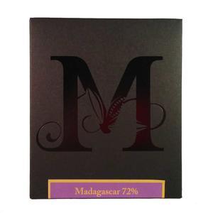 Metiisto Artisan Chocolate - Madagascar 72% - Bean-To-Bar Chocolate - 65g