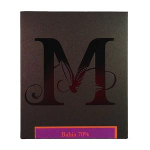 Metiisto Artisan Chocolate - Honduras 60% Dark Milk Chocolate - Bean-To-Bar Chocolate - 65g