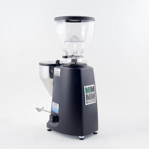 Mazzer - Mini Electronic A Svart DIGITAL  - Espressokvarn för mindre café, restaurang och baristan