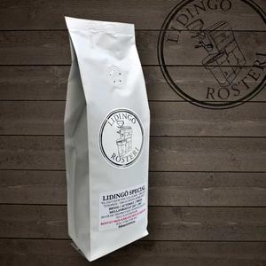 Lidingö Rosteri - Brygg & Press- Lidingö Special - Mellanrostade kaffebönor - 250g