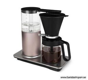 Wilfa - Svart Optimal - WSO-1SG - Kopparfärg - Världens tystaste kaffebryggare?