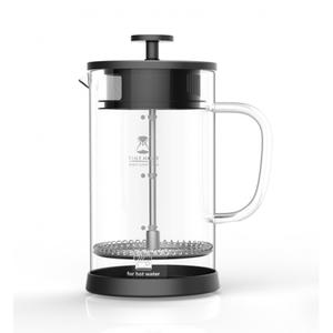 TimeMore - French Press - Presskanna med dubbla filter - 0,6 liter
