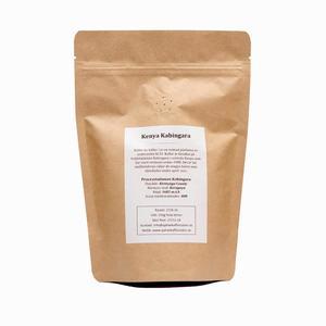 Qahwi Kafferosteri - *Utgånget datum* - Kenya Kabingara - Ljusrostade kaffebönor - 250g