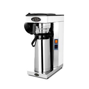 Coffee Queen - Termos M - Brygger direkt ner i pumptermos - Manuell vattenpåfyllning
