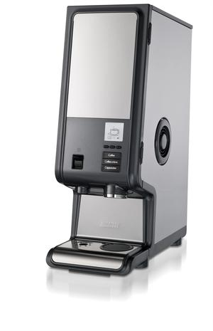 Bonamat - Bolero 2 Gray - Instantautomat - Kaffe snabbt och smidigt - Modell med två behållare
