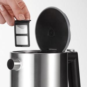 Graef - WK900 - 1.2L - Elektrisk Vattenkokare i rostfritt stål - Inställbar temperatur