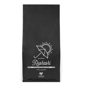 Kafferostare Per Nordby - Rushashi - Rwanda - Ljusrostade kaffebönor - 350g