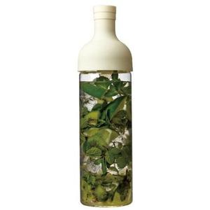 Hario - Cold Brew Bottle - Ljust Grå - Tebryggare - Kallextreherat te