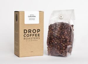 Drop Coffee - Gakombe - Rwanda - Ljusrostade kaffebönor - 250g