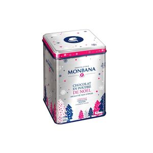 Monbana Chocolaterie - *SUPERKAMPANJ* - Christmas Chocolate Powder - Chokladpulver - 250g
