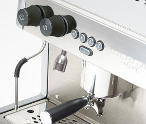 Iberital - Intenz 3 grupps - Snygg espressomaskin med smart och ergonomisk design