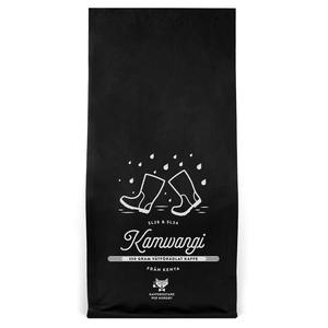 Kafferostare Per Nordby - *KAMPANJ* - Kamwangi - Kenya - Ljusrostade kaffebönor -350g