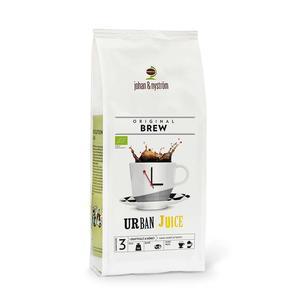 Johan & Nyström - *PASSERAT DATUM* - Urban Juice - OBS BRYGGMALET kaffe - Kraftfullt, ekologiskt och mörkt - 500g